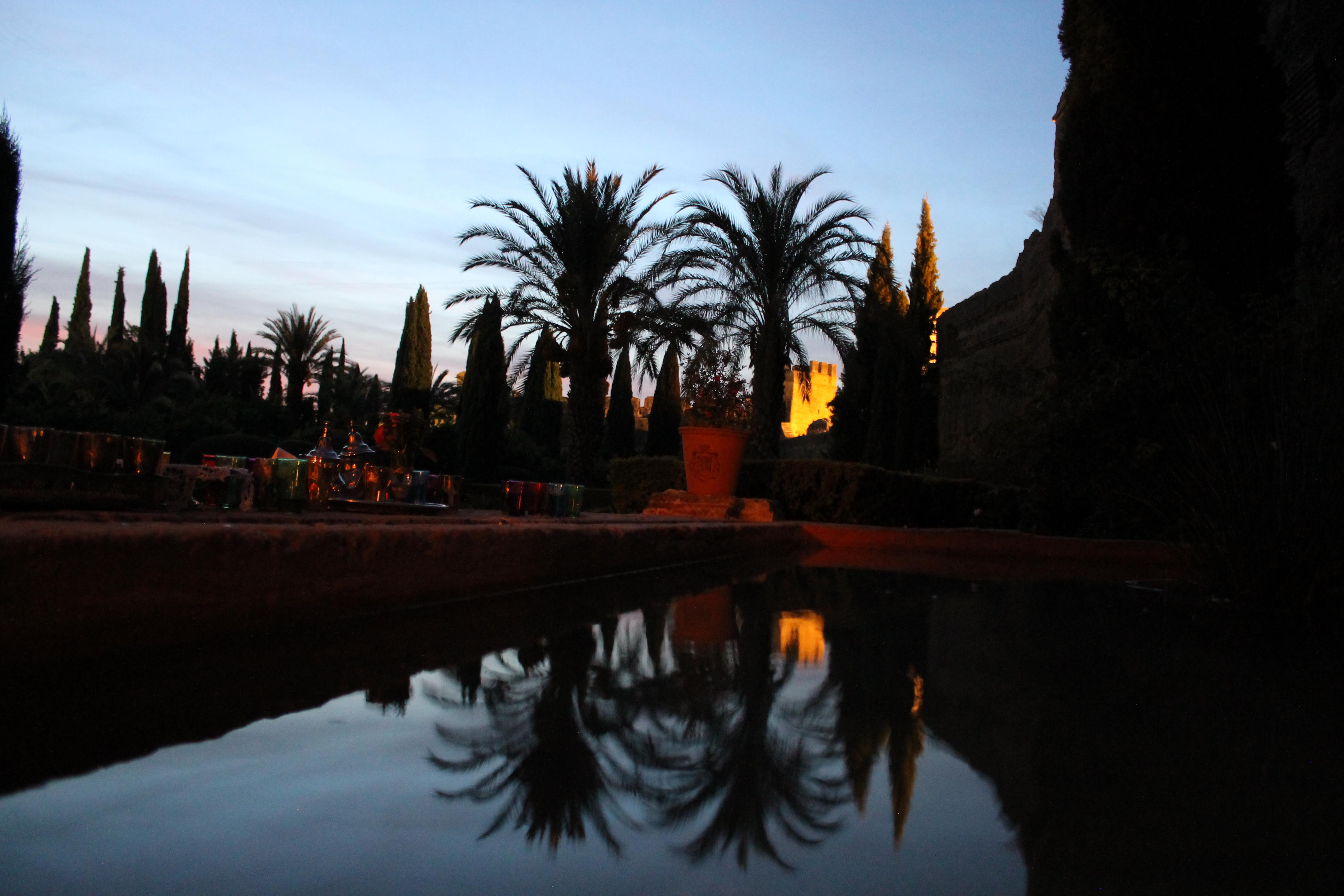 El palacio Portocarrero en Palma del Río - Los viajes de Margalliver